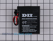 Battery - Part # 1659986 Mfg Part # 189589