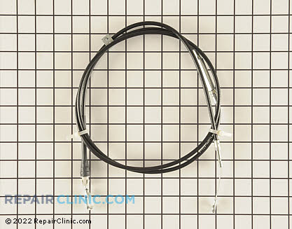 Clutch Cable, Honda Power Equipment Genuine OEM  54510-VH7-L00