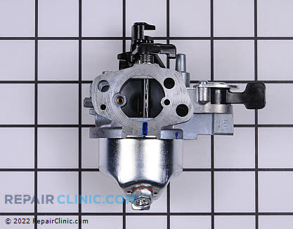 Carburetor, Honda Power Equipment Genuine OEM  16100-ZE6-W01