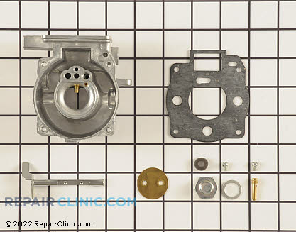 Carburetor, Briggs & Stratton Genuine OEM  693482