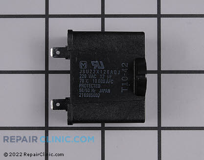 Run Capacitor (OEM)  216985002