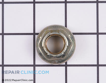 Flange Nut, Ariens Genuine OEM  21546554 - $4.60