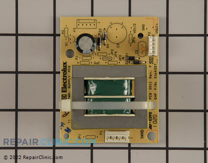 Power Supply Board (OEM)  316435701