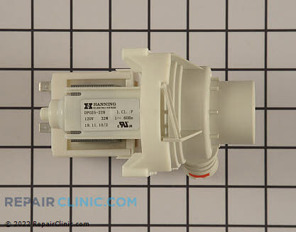 Drain Pump (OEM)  5304461725, 1261202