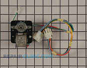 Evaporator Fan Motor - Part # 1465278 Mfg Part # 241854301