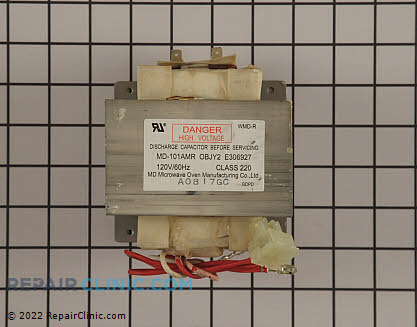 Frigidaire High Voltage Transformer