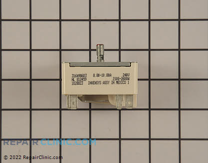 Surface Element Switch (OEM)  316498603 - $27.20