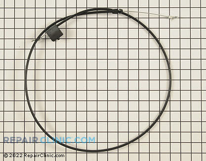 Engine Stop Cable (Genuine OEM)  153892 - $10.00