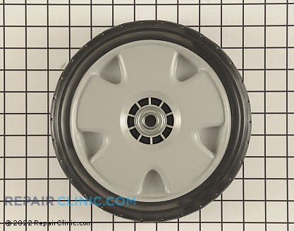 Wheel Assembly, Honda Power Equipment Genuine OEM  44710-VH7-000ZA