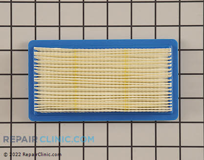 Air Filter, Briggs & Stratton Genuine OEM  78601GS - $7.65