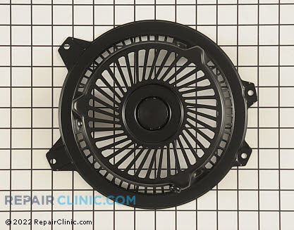 Recoil Starter Pulley, Kawasaki Genuine OEM  32099-7001