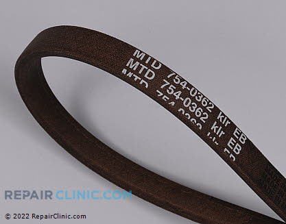 Belt: V-Belt (Genuine OEM)  954-0362