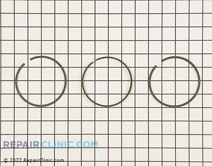 Piston Ring Set, Briggs & Stratton Genuine OEM  699026