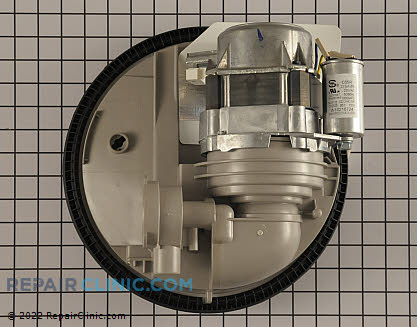 Kitchenaid Motor and Pump Assembly
