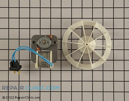 Drive Motor S97012038 Main Product View