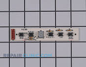 User Control and Display Board - Part # 1621497 Mfg Part # W10298152