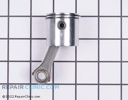 Piston (Genuine OEM)  753-04367, 1830615