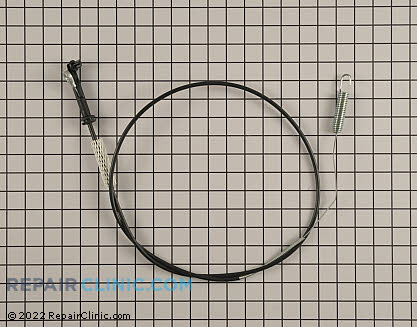 Control Cable, Toro Genuine OEM  115-8439