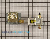 Oven Valve and Pressure Regulator - Part # 1032798 Mfg Part # 12002227