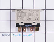Relay - Part # 1528101 Mfg Part # EBB54114401