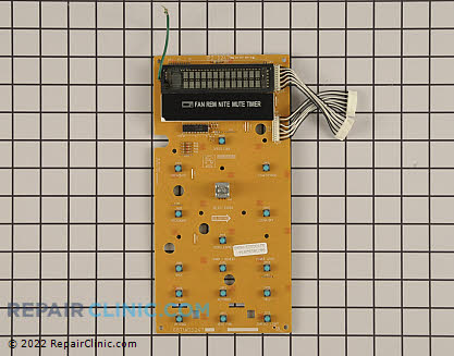 User Control and Display Board (OEM)  WB27X10467, 911222