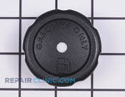 Gas Cap - Part # 1952754 Mfg Part # 310816002