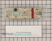 Oven Control Board - Part # 820931 Mfg Part # WB27X10311