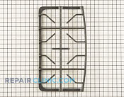 Burner Grate - Part # 1062549 Mfg Part # 316426003