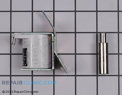Dispenser Solenoid (OEM)  WR62X107 - $44.80
