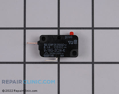Micro Switch 28QBP0499 Main Product View