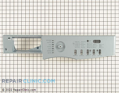 Frigidaire Washing Machine Control Panel