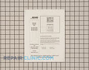 Parts Catalog - Part # 1192791 Mfg Part # 5995461448