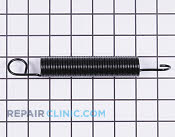 Extension Spring - Part # 1660132 Mfg Part # 196105