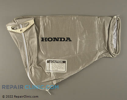 Grass Catching Bag, Honda Power Equipment Genuine OEM  81157-VA2-505