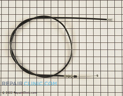 Throttle Cable, Honda Power Equipment Genuine OEM  17910-VA3-S01