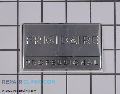 Frigidaire Freezer Name Plate