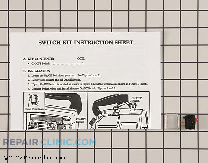 Switch Kit (Genuine OEM)  545081830