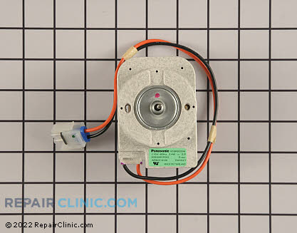 Evaporator Fan Motor (OEM)  WR60X10257 - $77.75