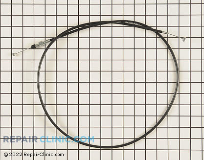 Throttle Cable, Honda Power Equipment Genuine OEM  17910-VB5-A01