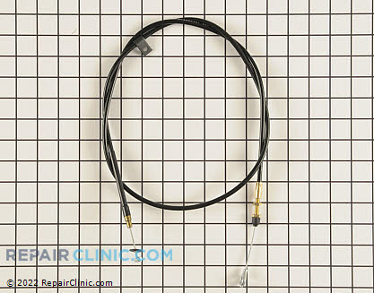Control Cable, Honda Power Equipment Genuine OEM  54630-VE1-W02, 1998146