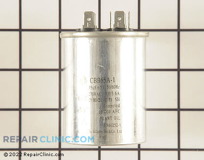 Capacitor (OEM)  0CZZA20005J - $21.75