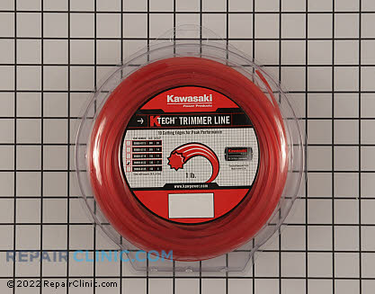 Trimmer Line, Kawasaki Genuine OEM  99969-6122