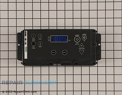 Oven Control Board W10271750 Main Product View