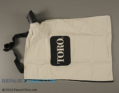 Grass Catching Bag, Toro Genuine OEM  108-8994
