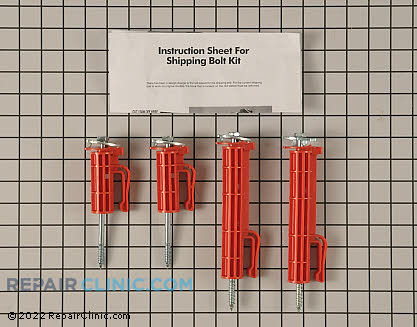 Shipping Bolt W10289554A Main Product View