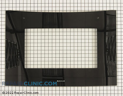 Outer Door Glass (OEM)  W10331044