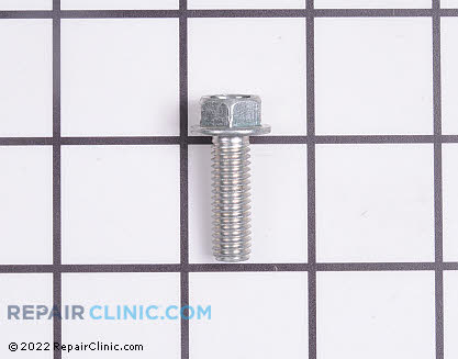Flange Bolt, Honda Power Equipment Genuine OEM  95701-08025-00