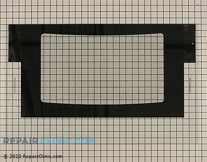 Outer Door Glass (OEM)  316452703