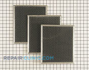 Charcoal Filter - Part # 2025765 Mfg Part # W10412939
