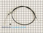 Control Cable - Part # 1796395 Mfg Part # 54510-VE2-305